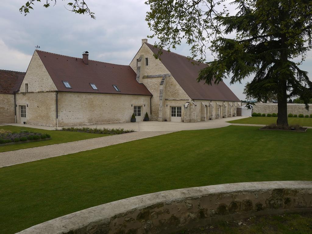 la grange de Montmartre - extérieur 9